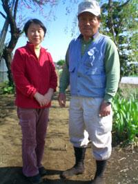農家 清水農園の清水さん
